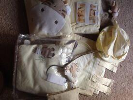Nursery Bundle - Mamas & Papas Zeddy and Parsnip