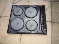 Hotpoint solid Plate Electric Hob
