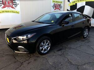 2015 Mazda MAZDA3 GX, Automatic, Bluetooth, Only 40,000km