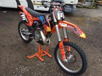 KTM SX 150 Low Hours