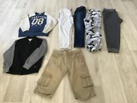 Huge bundle of boys clothes age 13-14 yrs