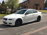 2008 BMW M3 Coupe Manual 4L v8