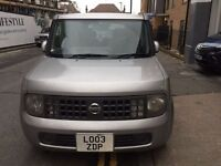 Beautiful Nissan Cube 1.4 Automatic Very low mileage