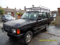Land Rover Discovery 200Tdi 2.5l (1993)