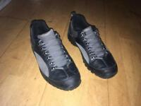 Clark's rugged walking shoes size 9