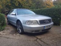 Audi A8 D2 Full opcions Price is negotiable Open for sensiable offers