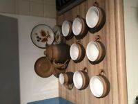 Denby Cotwold Coffee set