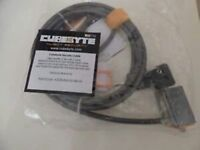 Cubebyt security cable /new sealed