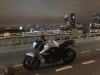 Motorbike xj6