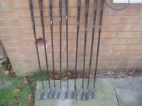 Titleist DTR Golf glubs Mens Right handed Carbon fibre SWIX Shafts