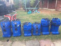 Nilfisk DIY 30T & 20T Multi Wet/Dry Vacuum Nilfisk