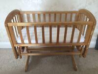 Crib (Rocking or Stationary
