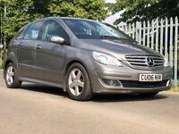 Mercedes B200 Automatic - Half Leather - Folding Mirrors - 9 Months MOT