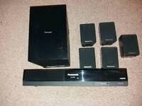 Panasonic SA-PT 90 DVD home cinema system