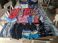Baby boy clothes bundles 0-3, 3-6, 6-9 and 9-12 months excellent condition