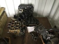 Ford Fiesta ST engine breaking for spares parts ST150 2.0 duratec