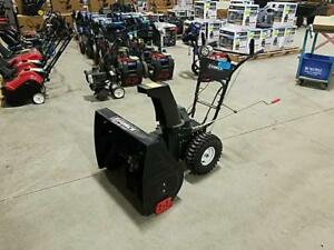 New & Used Snowblowers at Bryan's Auction