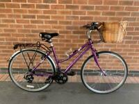 Dawes Hybrid ladies bike ( lightweight aluminium frame)