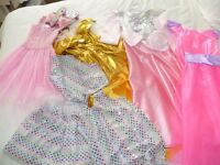 Dress Up Clothes Bundle ( Age 3-8 yrs)