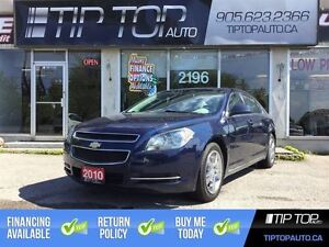2010 Chevrolet Malibu LT ** Bluetooth, Remote Start, Low Kms **
