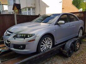 Breaking - Car Parts , Mazdaspeed 6, VW polo mk3, Mercedes CLK, Vw Golf mk4