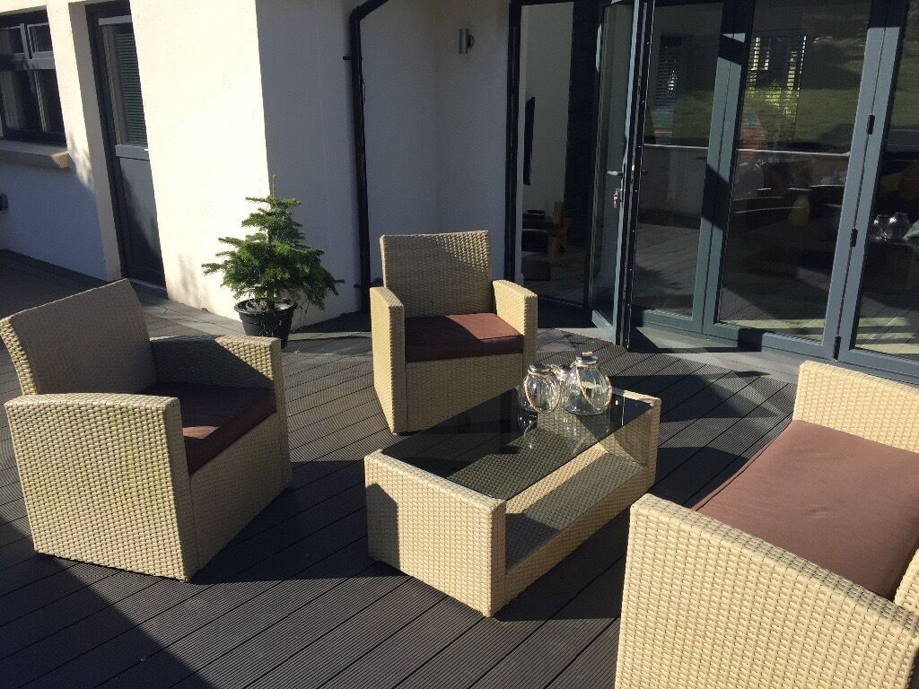 Garden Furniture Glasgow rattan garden furniture | in cambuslang, glasgow | gumtree