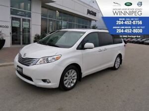 2011 Toyota Sienna Limited AWD 7-PASS