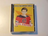 Rage Against The Machine, Evil Empire, Minidisc album, MD, mini disc