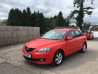 2008 Mazda 3 1.6 Diesel (Not 207, 307, 26, swift, a3, focus, vectra)