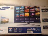 40 INCH Samsung 3D HD Smart TV