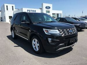 2016 Ford Explorer XLT - AWD, Heated Leather, Remote Start