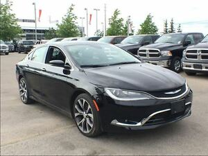 2016 Chrysler 200 C**BLUETOOTH**POWER SUNROOF