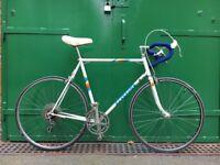 Vintage Peugeot Road Bike - Great Condition - New Brakes, Rims, Large Frame