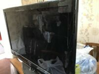 SAMSUNG LE40M86BD TV FOR SPARES AND REPAIR