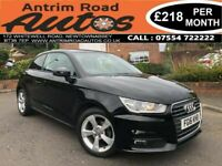 2016 AUDI A1 SPORT 1.0 TFSI ** LOW MILES ** FINANCE AVAILABLE WITH NO DEPOSIT NEEDED
