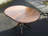 Foldable Dinner Table, good condition