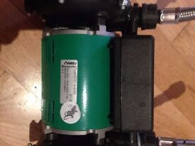 Salamander RHP 50 Twin Whole House Pump 1.5 Bar RRP £345
