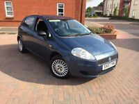 2007 Fiat Grand Punto Active 65 6G 1.2 Petrol Long Mot