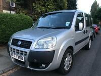 2007 Fiat Doblo Dynamic 1.9 M-jet. Excellent condition.