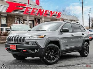 2016 Jeep Cherokee Trailhawk- EVERY POSSIBLE OPTION
