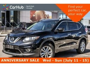 2015 Nissan Rogue SV AWD|Backup_Cam|Keyless_Go|Pano_Sunroof|17Al