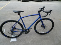 Raleigh Mustang 2016 Brand New Ex Display Road Gravel Cyclocross Disk Brake Located Bridgend Area