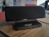 Sony SRS-GU10iP speaker system for ipod/iphone