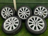 Range Rover autobiography alloy wheels