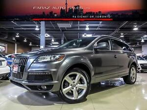2011 Audi Q7 TDI|S-LINE|NAVI|REAR CAM|LOADED