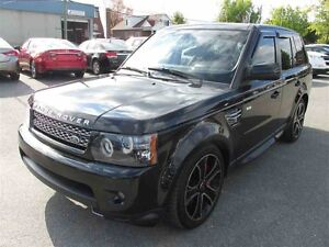 2013 Land Rover RANGE ROVER SPORT 168$/SEMAINE +TX  Supercharged