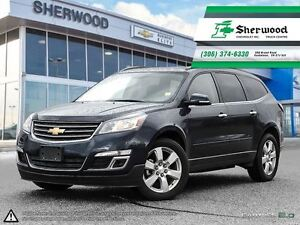 2016 Chevrolet Traverse LT AWD Only 19,000KMS!!