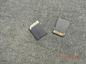 4GB SD cards