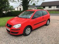 2005 VOLKSWAGEN POLO 1.2E -- LOW INSURANCE --
