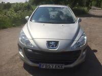 2008 PEUGEOT 308 diesel with history